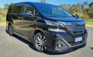 2015 Toyota Vellfire HYBRID X-EDITION Black Automatic Mini Bus Cannington Canning Area Preview