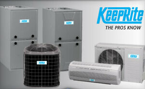 furnace tankless and ac at lowest price $999