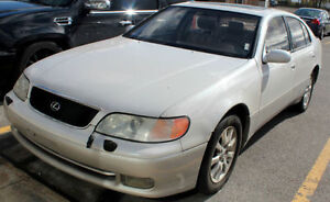 1995 Lexus GS300 (ARISTO) FOR SALE OR TRADE