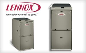 Be prepared for the winter, Furnace $1368 after Rebate & Tax
