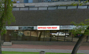 Great Downtown Office for Rent. Excellent Location!!!