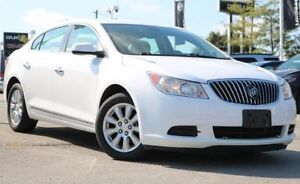 2013 Buick LaCrosse V6|Remote Start|Bluetooth|8-Inch Display