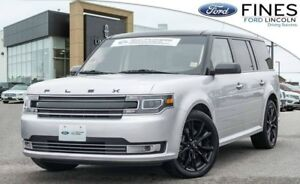 2017 Ford Flex Limited - SOLD! FORD CERTIFIED WITH RATES FROM 2.