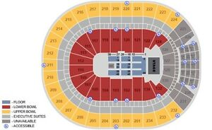 Garth Brooks 5 Seats