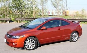2010 Honda Civic Si Edition