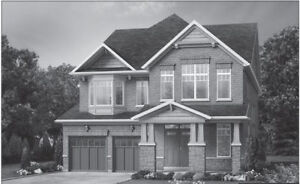 ONE DAY SALES EVENT, PRE-CONSTRUCTIN DETACHED HOMES IN CALEDON