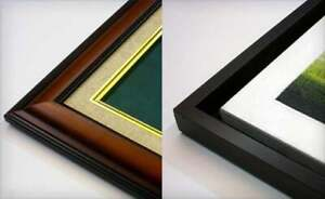 TORONTOS #1 PICTURE FRAMING! CALL 4 QUOTE! SAVE 50-75%OFF MSRP!