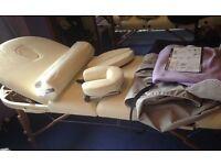 Tahiti Topaz Portable Massage Bed