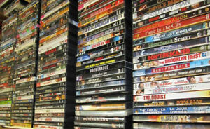 We have loads of DVD movies at Nearly New in Port Hope!