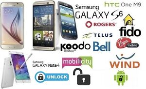 Apple iPhone and Android unlock. Lowest prices! - plans4canada