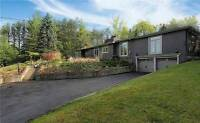 Furnished Bungalow for rent in Pickering (Over 2 acres lot)