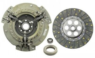 Massey Ferguson Double Clutch Kit - 25 Spline Captive Pto Disk - 532319m91 - 135