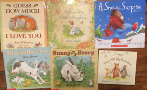Guess How Much I Love You & other stories -$3 each or 6 for $15