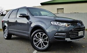2014 Ford Territory Petroleum Semi Auto Wagon Hendon Charles Sturt Area Preview