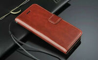 Leather flip case for iPhone6/ 6 plus