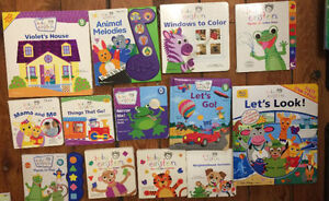 BABY EINSTEIN BOARD BOOKS $3 each or all 13 for $30