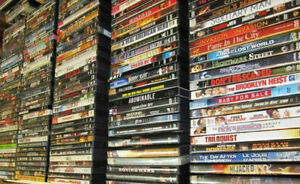 We have loads of DVD Movies At Nearly New Port Hope
