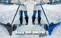 EASY NO-SNOW SHOVEL - FREE DELIVERY