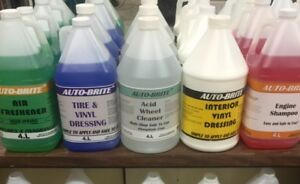 Auto-Detailing Products, Supplies, Ceramics, & More