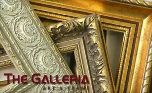 50-75%OFF PICTURE FRAMING! CALL 4 QUOTE! CANVAS ART STRETCHING!