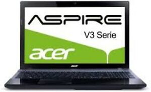 "Acer Aspire V3-17.3"", 8gb RAM, 500gb HD, HDMI, Office, Win 10"