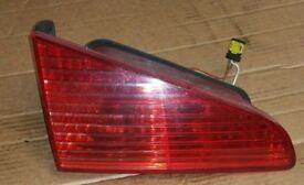 Peugeot 607 N/S Rear Boot Light (2005)
