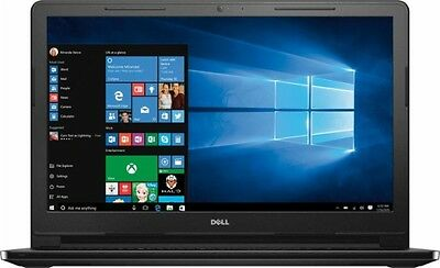 Dell Inspiron 15 6  Laptop I3 2 1Ghz 8Gb 1Tb Windows 10  I3558 10045Blk