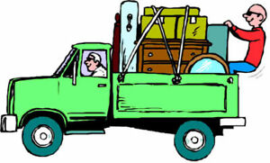 Moving service/garbage removal