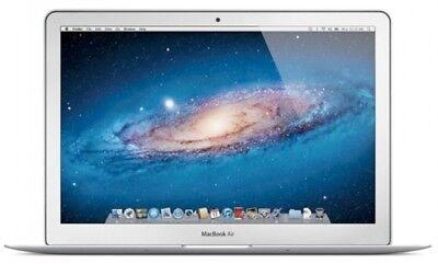 """Apple MacBook Air Core i5-3317U Dual-Core 1.7GHz 4GB 64GB SSD 13.3"""" LED Notebook"""