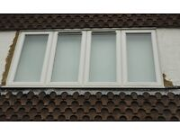 UPVC WINDOWS - MIXED SIZES