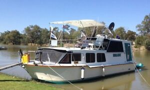 Stunning scenery,awesome lifestyle on this live aboard cruiser Mannum Mid Murray Preview