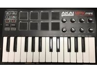 Akai MPK Mini (Laptop Production Keyboard)