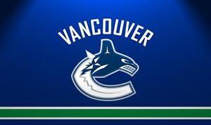 Edmonton Oilers vs Vancouver Canucks Tickets
