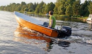 NEW 15 hp Outboard