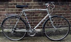 Vintage city dutch bike BSA 5 speed , frame size 21 - serviced - WARRANTY - Welcome for test ride