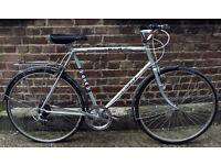 Vintage city dutch bike BSA 5 speed , frame size 21 - serviced - Welcome