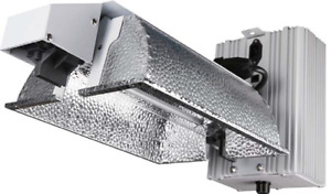 1000W Pro Remote Double Ended Reflector and Ballast w/ HPS Bulb
