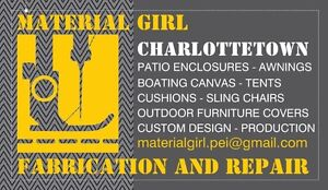Fabrication and Repair of Outdoor Furniture and Swings