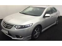 Honda Accord 2.2i-DTEC NAVI 2012MY ES GT FROM £45 PER WEEK!