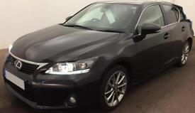Lexus CT 200h 1.8 ( 134bhp ) CVT 2013MY Advance FROM £51 PER WEEK!