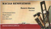 Home Renovations and Handyman