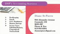 DSP's Accounting Services