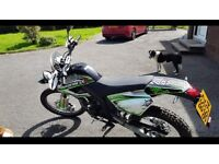 Enduro Road/Off Road Motorcycle 125cc
