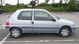 PEUGEOT 106 INDEPENDENCE - 3 Door Hatchback - 2001
