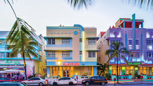 The Crescent Resort on South Beach - Miami Beach FL