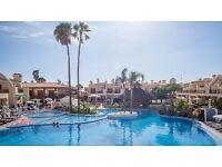 Tenerife, Royal Sunset Beach Club By Diamond Resorts, Adeje. 30Aug. to 6Sept. 1 Bedroom, sleeps 4.