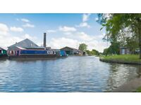 Canal Boat Holiday 24-31st October 2021 (up to 4 people)
