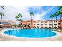 Apartments at Los Amigos Beach Club, Mijas Costa, Spain