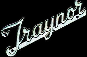 LOOKING FOR: Vintage 60's Traynor Script Logo