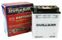 VARIOUS NEW MOTORCYCLE BATTERIES FOR SALE AT DEALER COST Watch|S